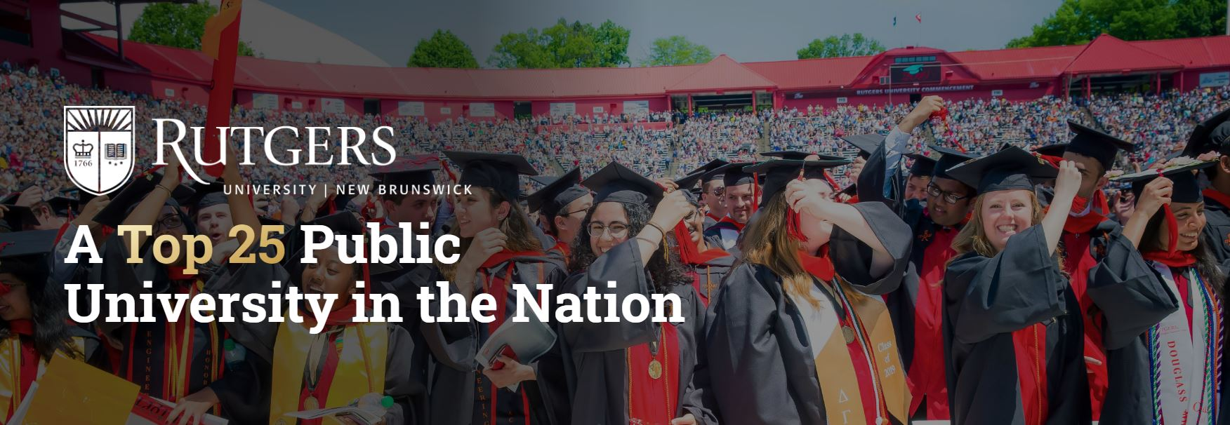 Rutgers–New Brunswick Named a Top 25 Public University in the Nation