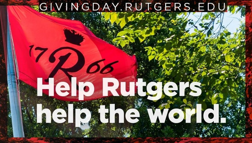 Help Rutgers help the world