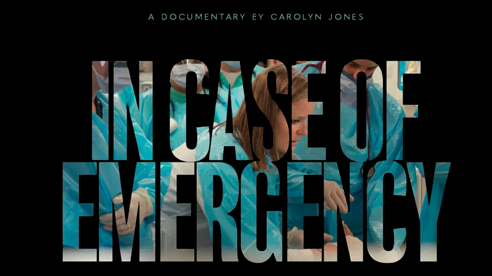 In Case of Emergency Documentary by Carolyn Jones