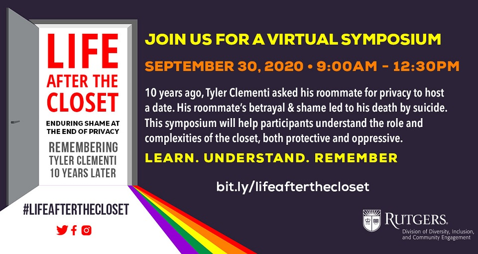 Join us for a virtual symposium